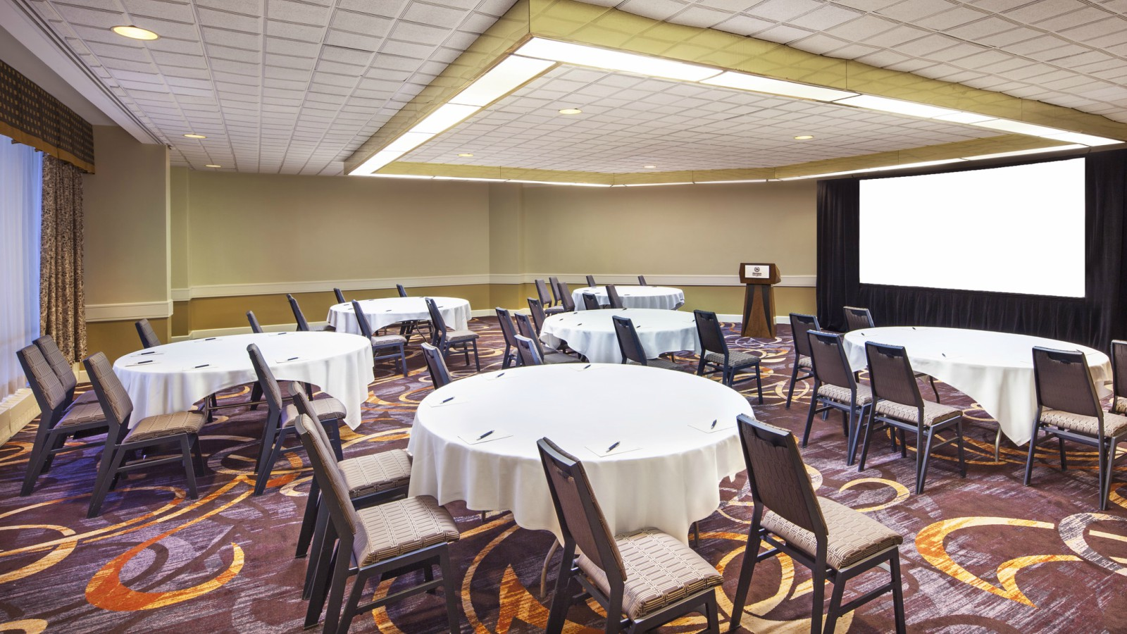 Sheraton Inner Harbor - Large Meeting Space, Potomac Room