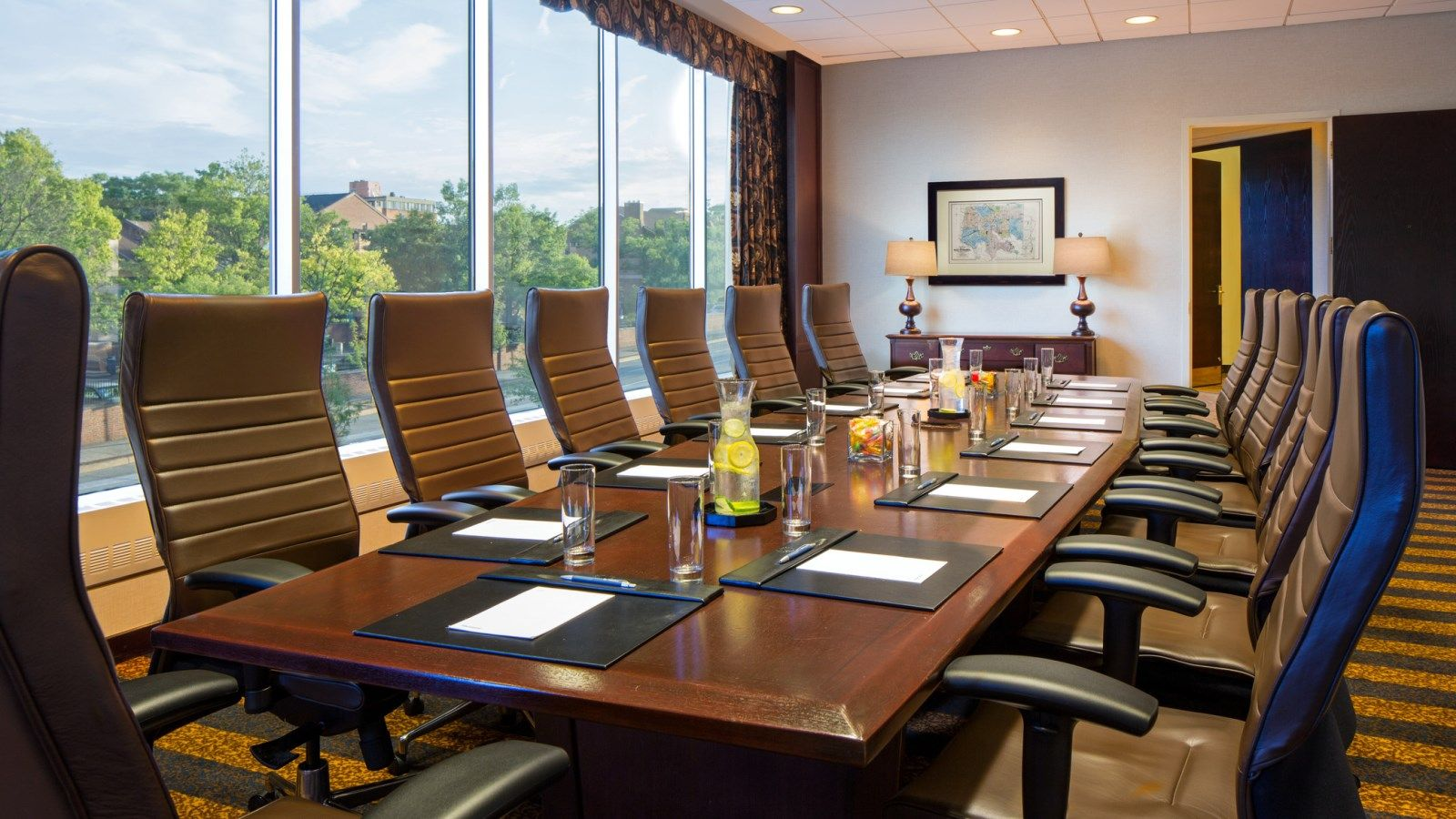Baltimore Meeting - Boardroom